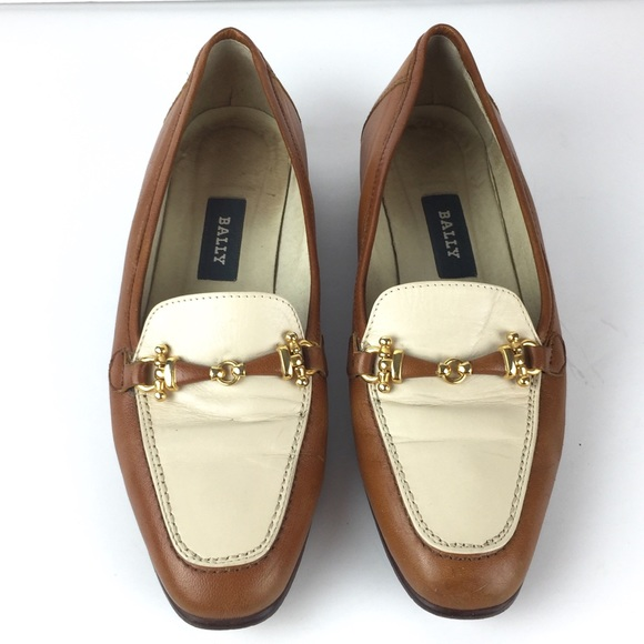 2065e18c522 Bally Shoes - Bally Loafers Shoes size 7.5 M Horsebit Detail